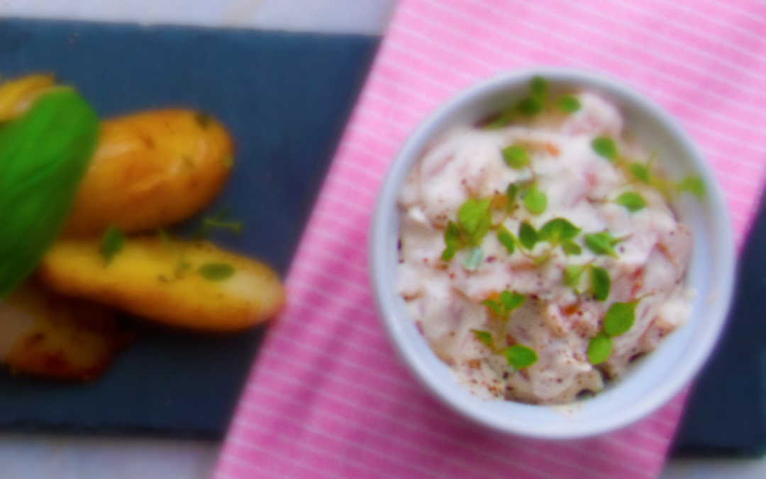 The Best Smoked Salmon Spread With Horseradish And Fresh Thyme