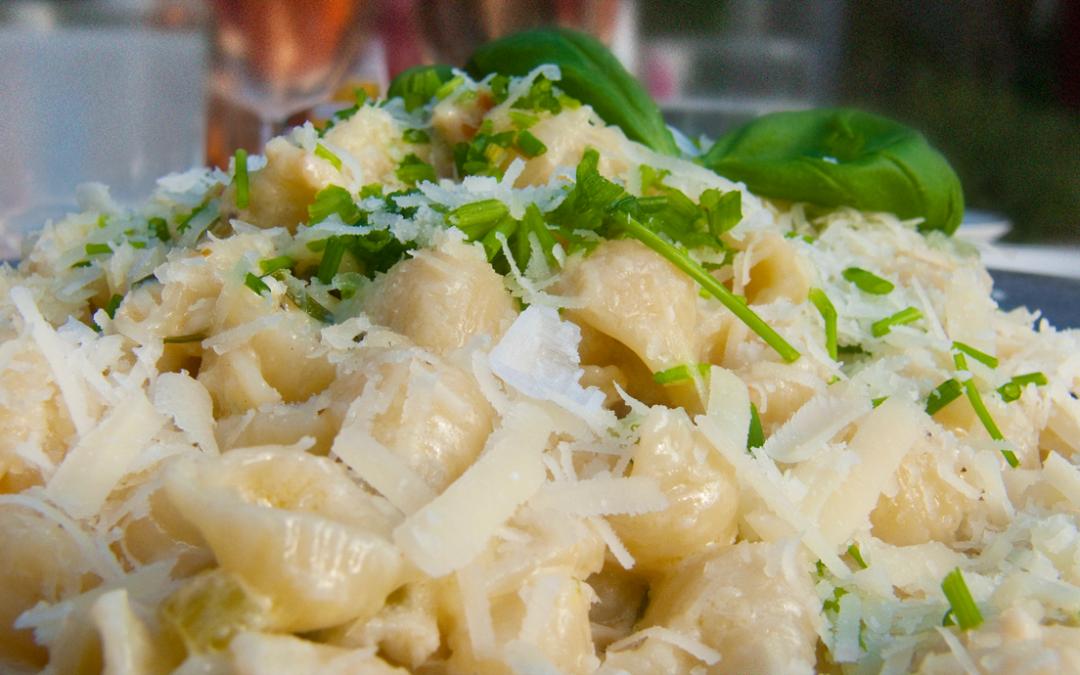 Creamy Crab Pasta – Under 15 Minutes