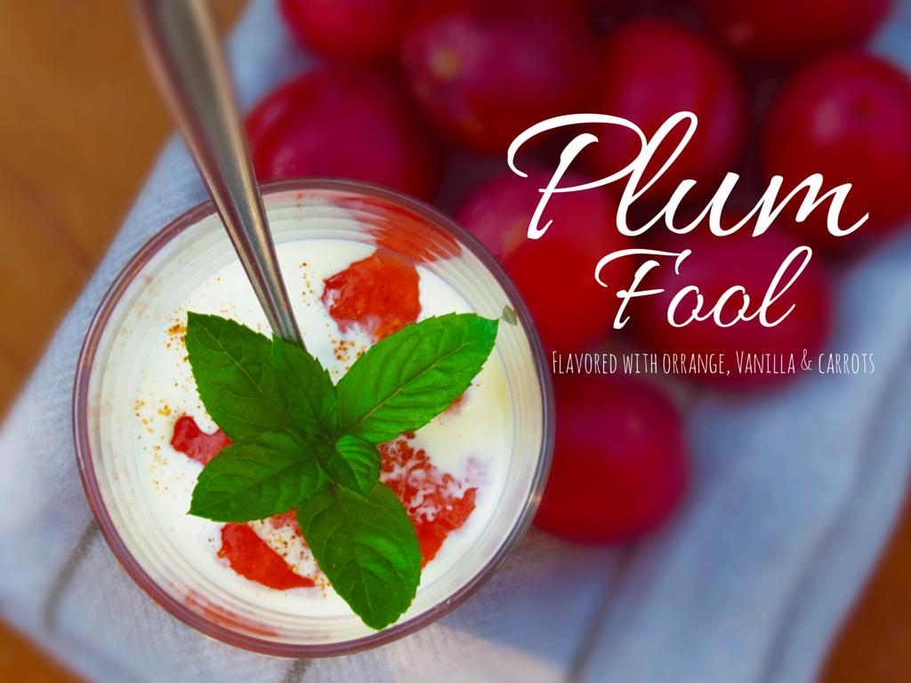 Plum Fool
