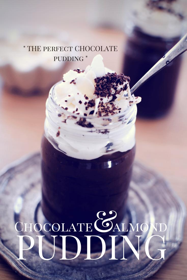 Chocolate & Almond Pudding